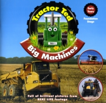 Tractor Ted Big Machines, Paperback Book