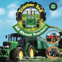 Tractor Ted All About Tractors, Paperback Book