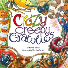 Crazy Creepy Crawlies, Paperback Book
