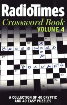 Radio Times Crossword : Book 4, Paperback Book