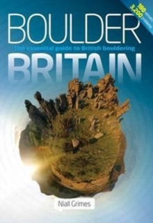 Boulder Britain : The Essential Guide to British Bouldering, Paperback Book