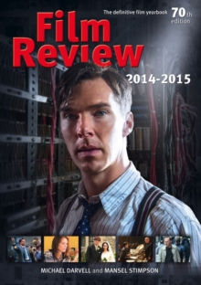 Film Review : 2014 - 2015, Hardback Book