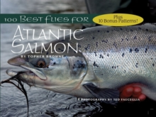 100 Best Flies for Atlantic Salmon, Paperback Book