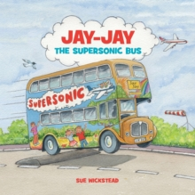 Jay-Jay the Supersonic Bus, Paperback Book