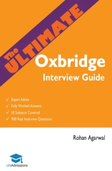The Ultimate Oxbridge Interview Guide, Paperback Book