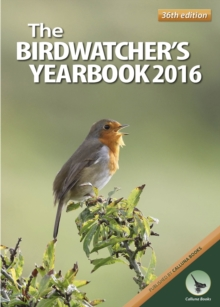 The Birdwatcher's Yearbook, Paperback Book