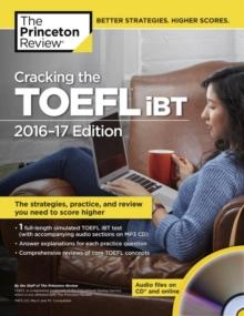 Cracking the TOEFL LBT