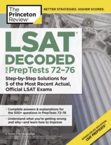 Lsat Decoded (Preptests 72-76)
