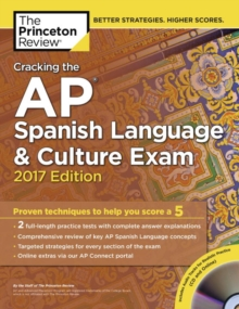 Cracking the AP Spanish Language and Culture Exam with Audio CD