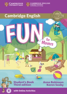 Fun for Movers Student's Book with Audio with Online Activities, Mixed media product Book