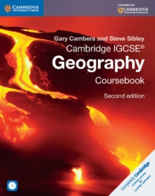 Cambridge IGCSE (R) Geography Coursebook with CD-ROM, Mixed media product Book