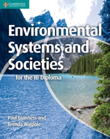 Environmental Systems and Societies for the IB Diploma, Paperback Book