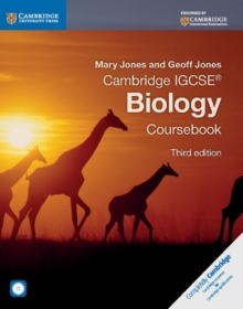 Cambridge IGCSE Biology Coursebook with CD-ROM, Mixed media product Book