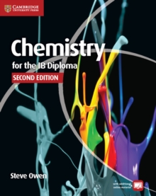 Chemistry for the IB Diploma Coursebook with Free Online Material, Paperback Book