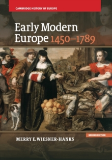 Early Modern Europe, 1450-1789, Paperback Book