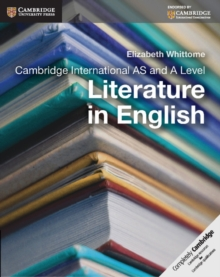 Cambridge International AS and A Level Literature in English Coursebook, Paperback Book