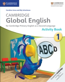 Cambridge Global English Stage 1 Activity Book, Paperback Book