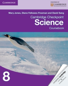 Cambridge Checkpoint Science Coursebook 8, Paperback Book