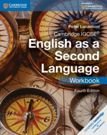 Cambridge IGCSE English as a Second Language Workbook, Paperback Book
