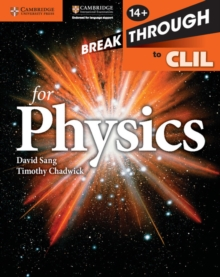 Breakthrough to CLIL for Physics Age 14+ Workbook, Paperback Book