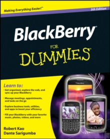 BlackBerry For Dummies, Paperback Book
