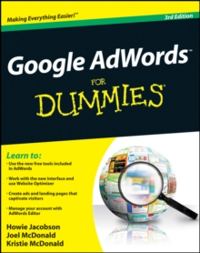 Google AdWords For Dummies, Paperback Book