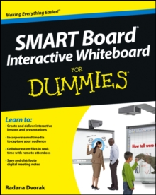 SMART Board Interactive Whiteboard For Dummies, Paperback Book