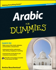 Arabic for Dummies, 2nd Edition with CD, Paperback Book