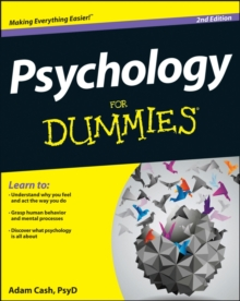 Psychology For Dummies, Paperback Book