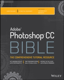 Photoshop CC Bible, Paperback Book