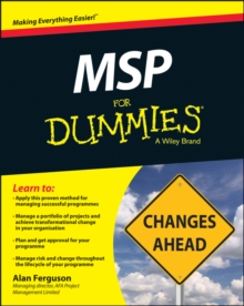 MSP For Dummies, Paperback Book