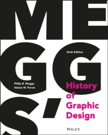 Meggs' History of Graphic Design, Sixth Edition, Hardback Book