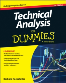 Technical Analysis for Dummies, 3rd Edition, Paperback Book