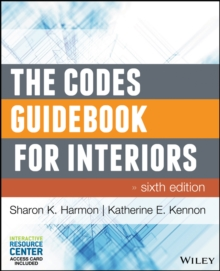The Codes Guidebook for Interiors, Hardback Book