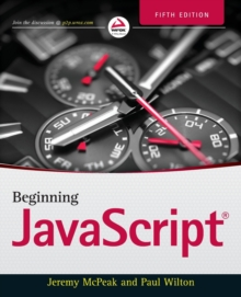 Beginning Javascript, 5th Edition, Paperback Book