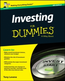 Investing for Dummies - UK, Paperback Book