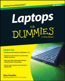 Laptops For Dummies, Paperback Book