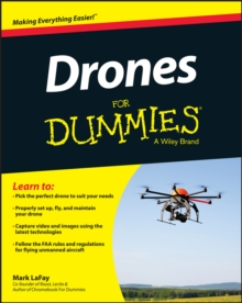Drones For Dummies, Paperback Book