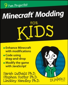 Minecraft Modding for Kids for Dummies, Paperback Book