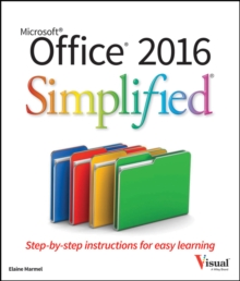 Office 2016 Simplified, Paperback Book