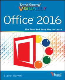Teach Yourself Visually Office 2016, Paperback Book