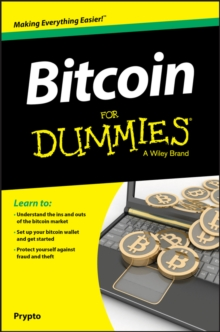 Bitcoin For Dummies, Paperback Book