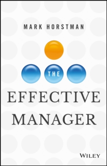 The Effective Manager, Hardback Book