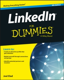 Linkedin for Dummies, 4th Edition, Paperback Book