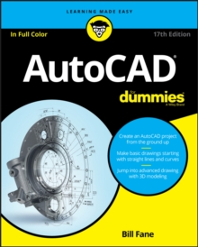 AutoCAD for Dummies, 17th Edition, Paperback Book
