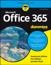 Office 365 for Dummies, 2nd Edition, Paperback Book