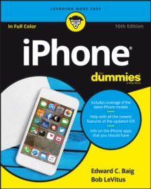 Iphone for Dummies, 10th Edition, Paperback Book