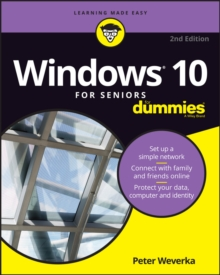 Windows 10 for Seniors for Dummies, 2nd Edition, Paperback Book
