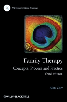 Family Therapy : Concepts, Process and Practice, Paperback Book