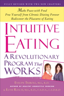 Intuitive Eating, Paperback Book
